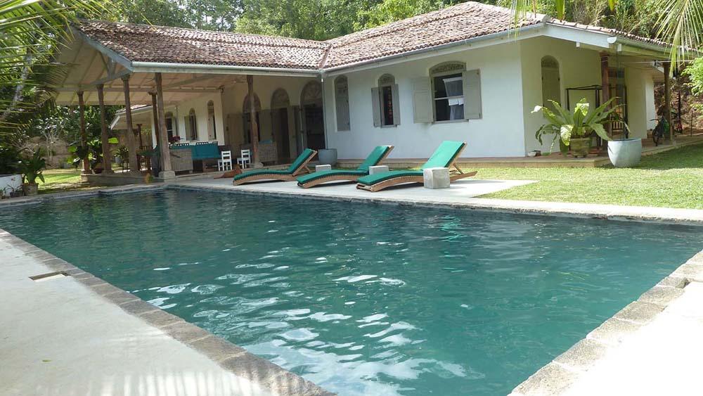 Beautifully Renovated Colonial Style Villa in Habaraduwa