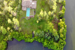 18 Villa from above