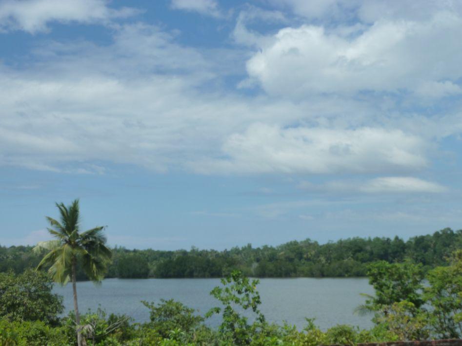 Generous Plot With Impressive Lake Views