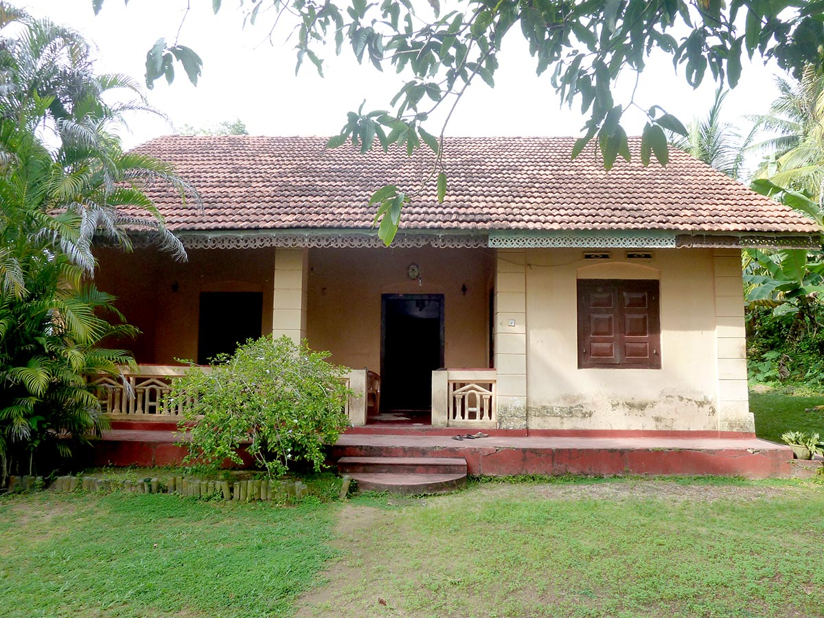 Deco Style local house in tranquil environment