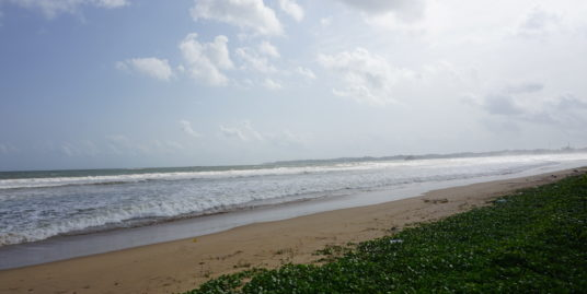 A stunning 145 perches of beach land in Weligama