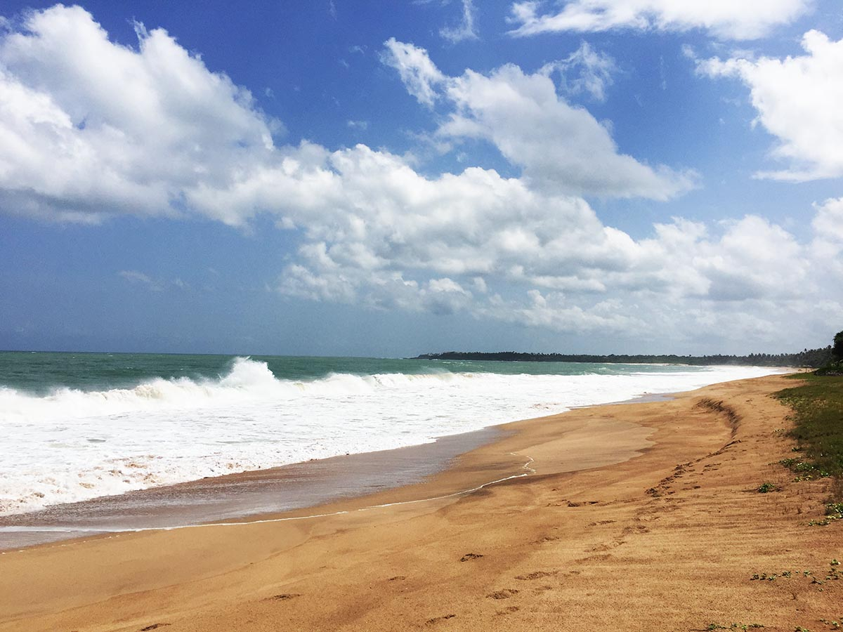 Beach Land with unbelievable views Tangalle