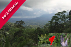 Stunning 18.5 acres of rain forest land with waterfall - Ella