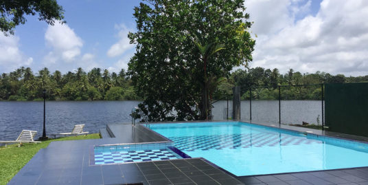 Well positioned in a very tranquil and quiet Area