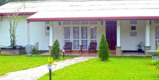 Koggala lake villa with views