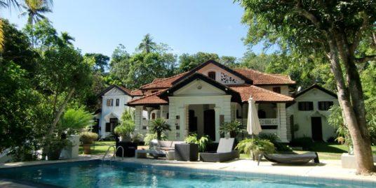 Aristocratic Residence