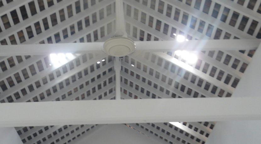 malaysian hardwood roof