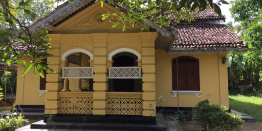 Inland colonial investment
