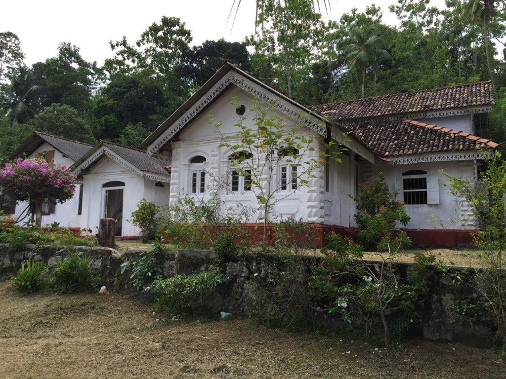 Restoration dream, Antique house