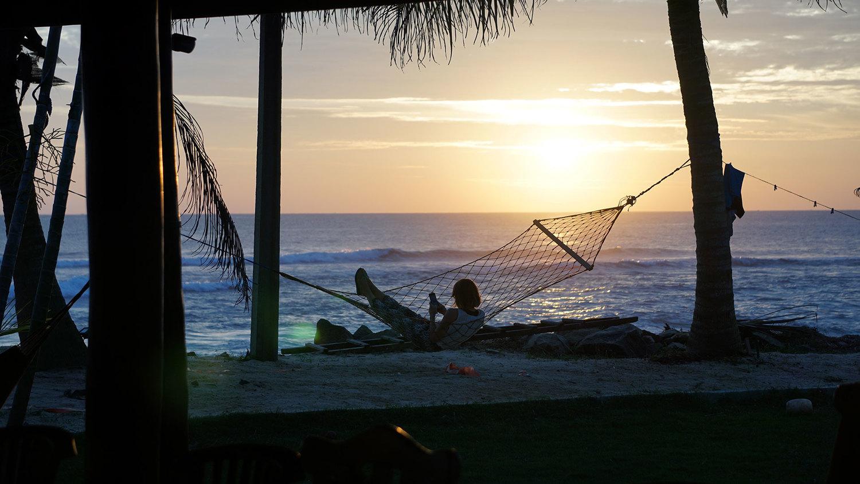 Seaside paradise surf camp