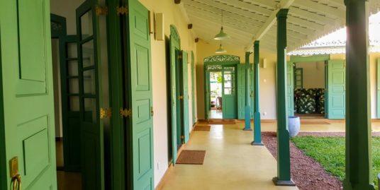 Private, secure colonial splendor