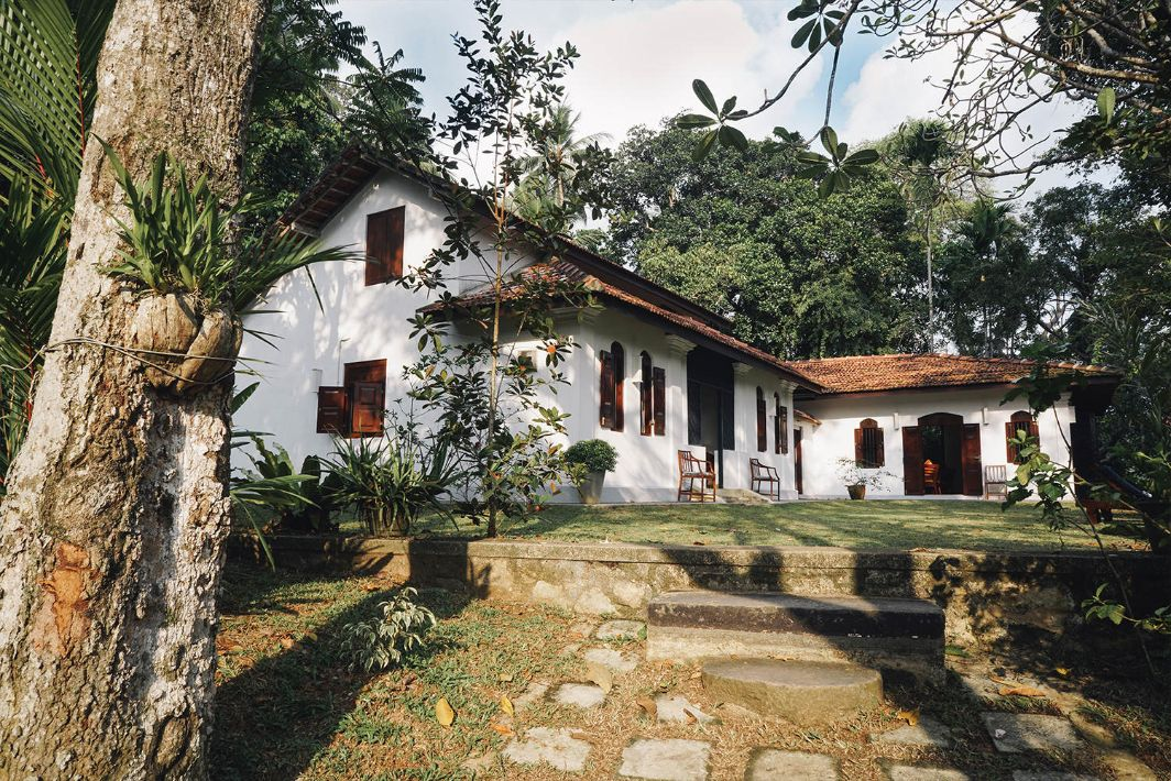 Renovated Colonial Villa