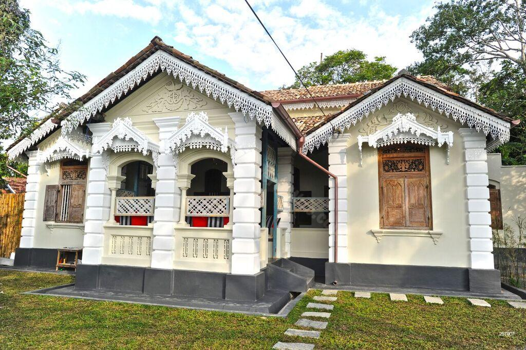 Perfectly presented Dutch colonial guest villa