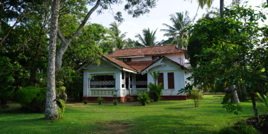 Picturesque Colonial House