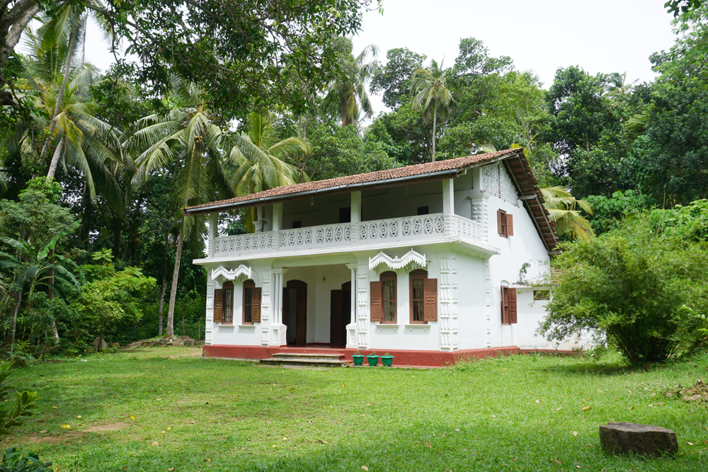100-Year-old colonial beauty