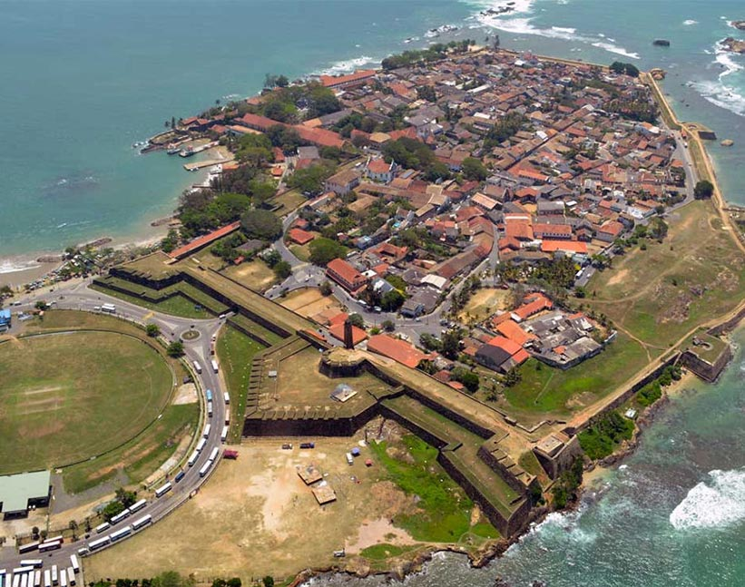 Galle fort 4.35 perches