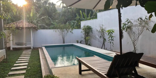 Great family holiday home, 3 bedrooms plus pool