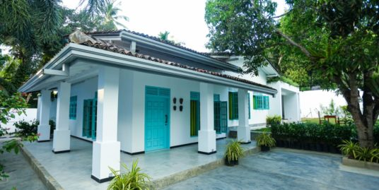 A delightful newly built 2-bedroom house