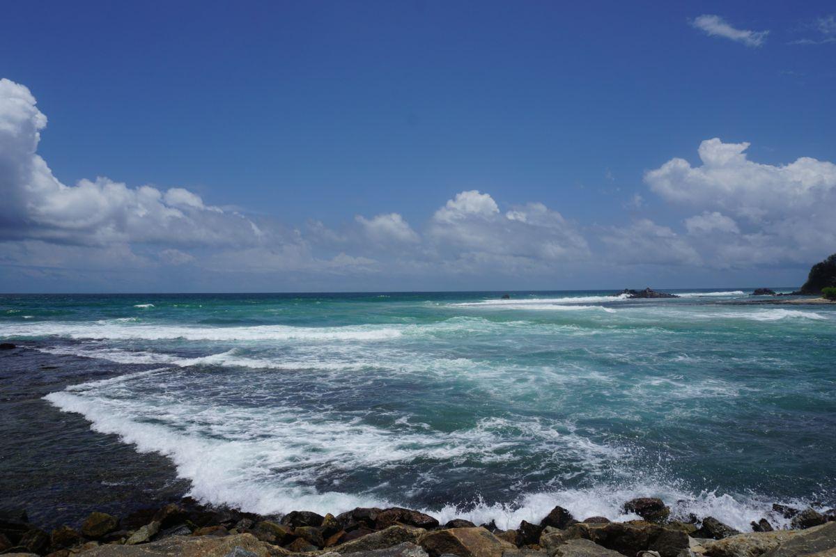 Excellent location, surfer's paradise
