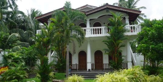 Talpe 4 bedroomed house