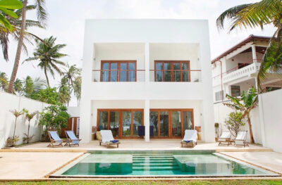 Beautiful beach villa for sale in Ahangama Sri Lanka