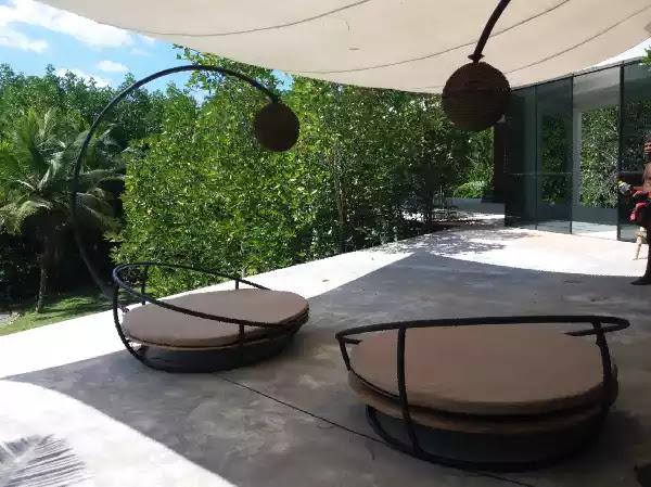 New build – semi complete villa