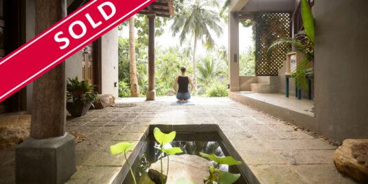 Eco-friendly guesthouse Hiriketiya for € 299,000