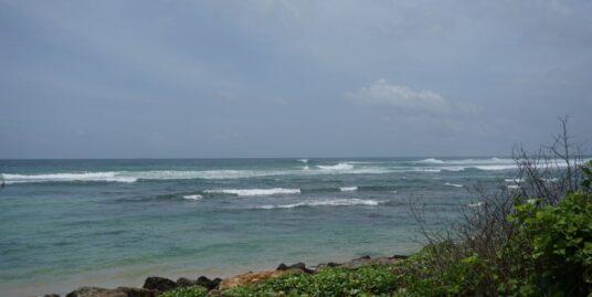 Kabalana land with sea views