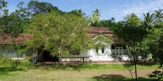Dikkumbura Colonial House with paddy field views