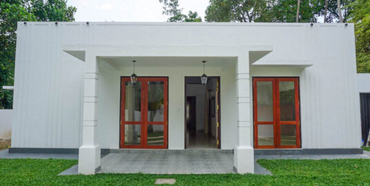 Refurbished residential Galle house