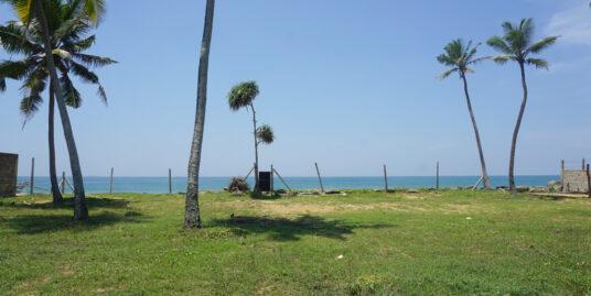 Boosa beach front development land