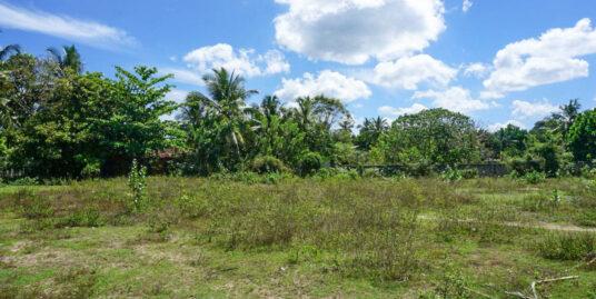 Talpe vacant land good location